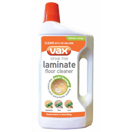 Buy Vax Laminate Floor Cleaning Solution 1l Vax Co Uk